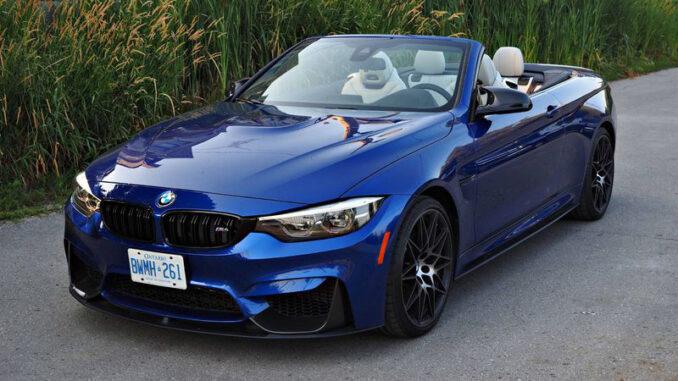 BMW M4 Price
