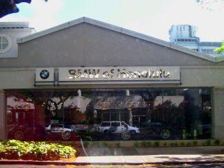 BMW honolulu